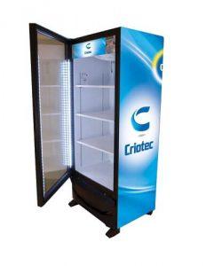 Refrigerador comercial CRIOTEC CFX_17