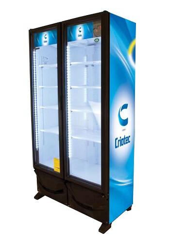 Refrigerador comercial CRIOTEC CFX_24 2P
