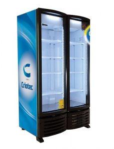 Refrigerador comercial CRIOTEC CFX_37 2P