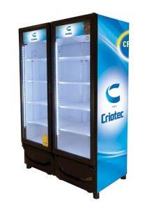 Refrigerador comercial CRIOTEC CFX_42 2P